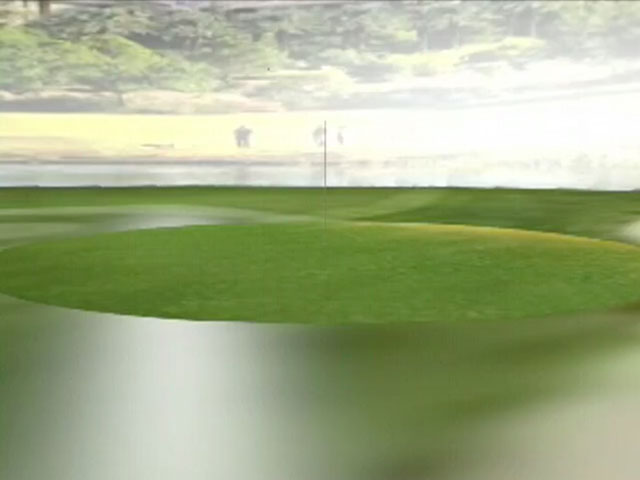 Miraculous 3D Golf Shot
