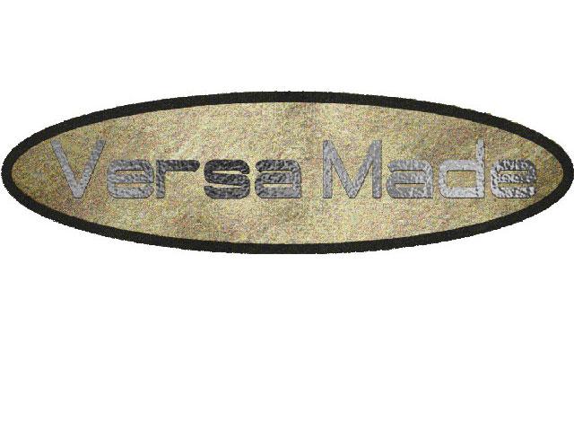 VersaMade Logo Plate