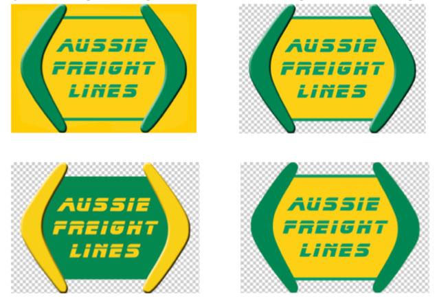 Aussie Freight Logo